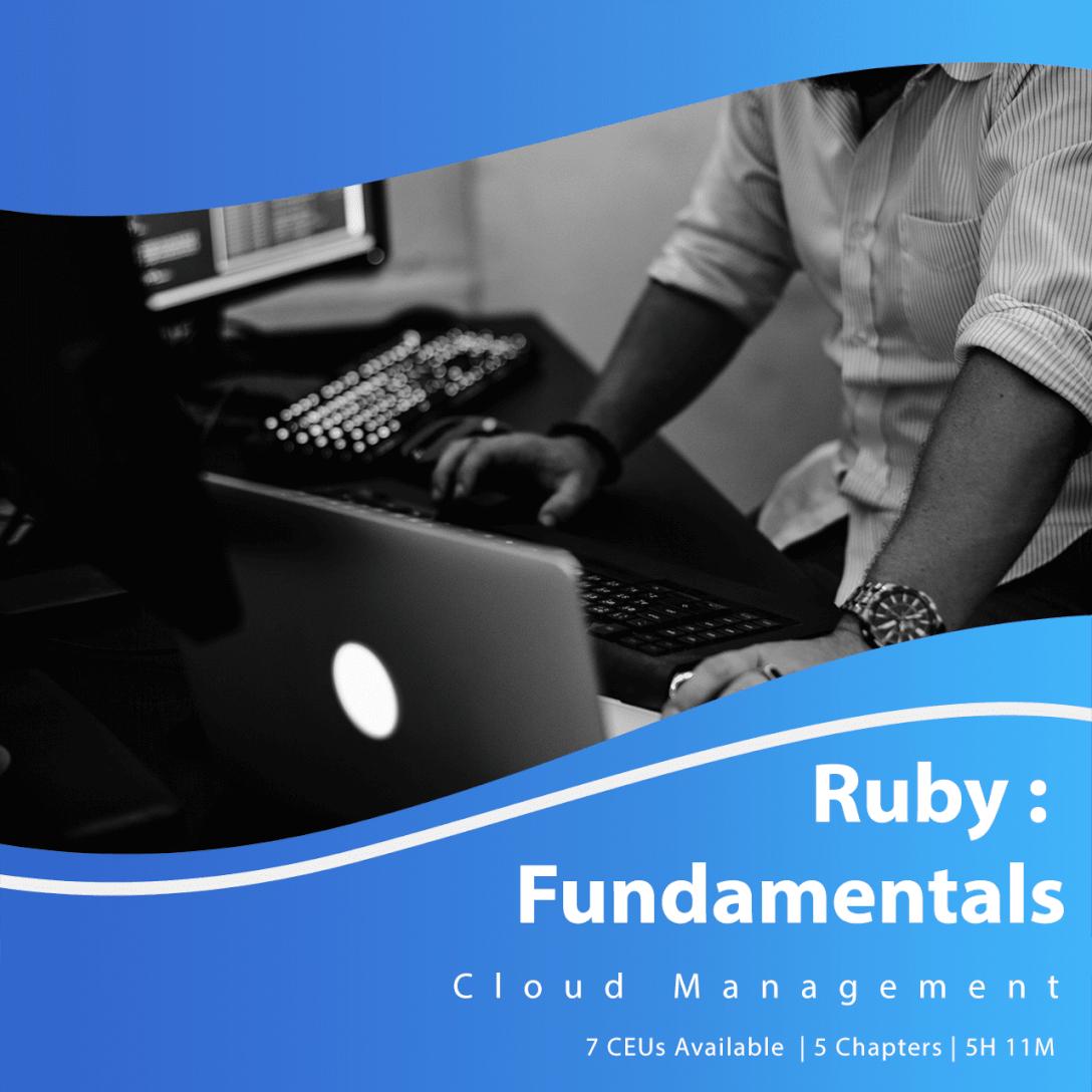 Ruby : Fundamentals